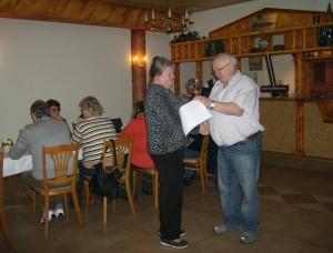 Bowlingturnier 2014 im Gasthof Schüler in Plessa