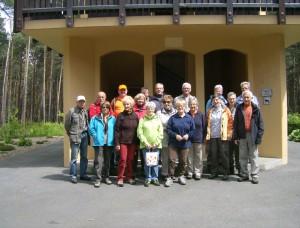 Maigrenzsteinwanderung mit dem SV Senftenberg